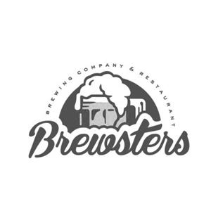Brewsters 300 Greyscale